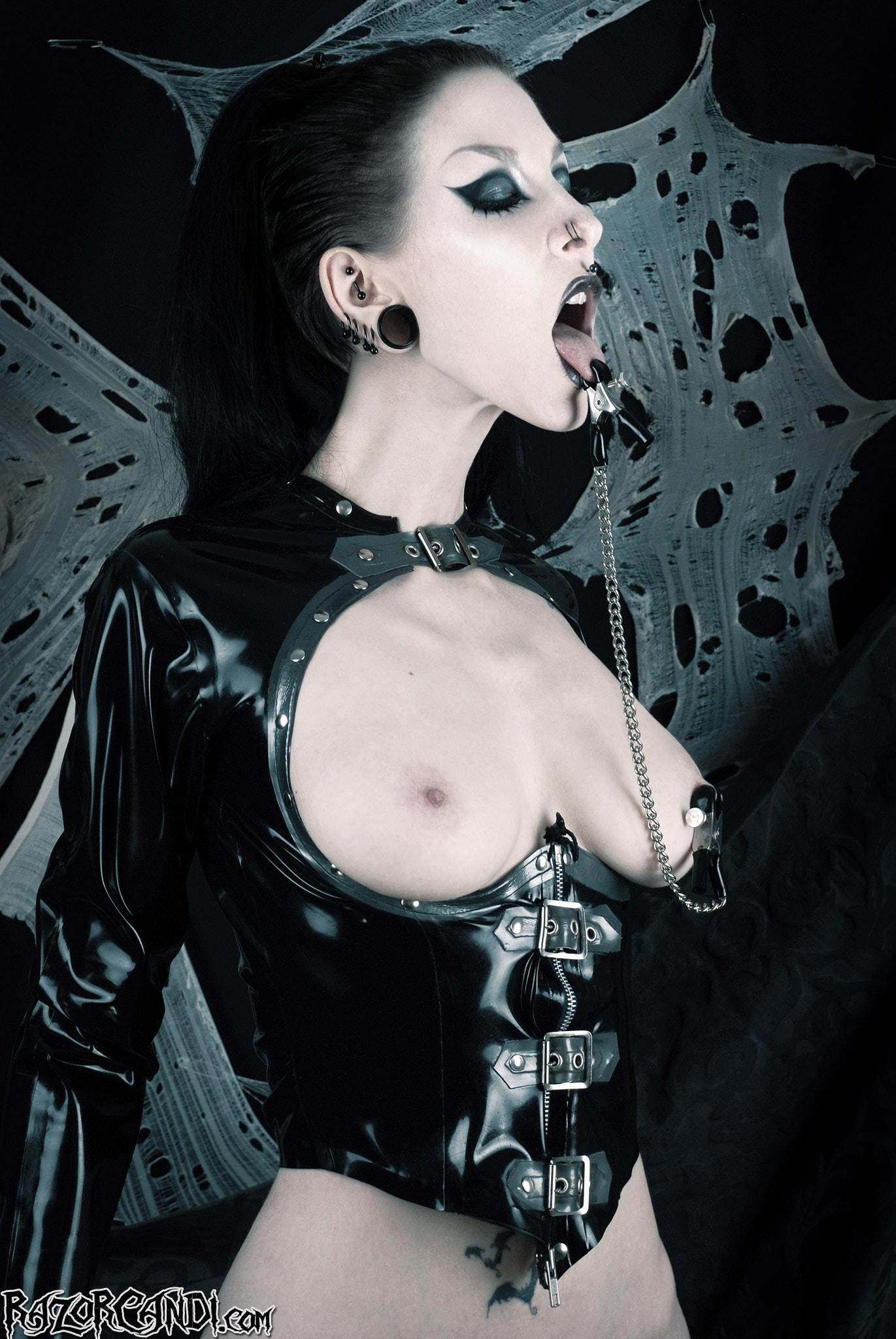 Gothic mix sex porn photos